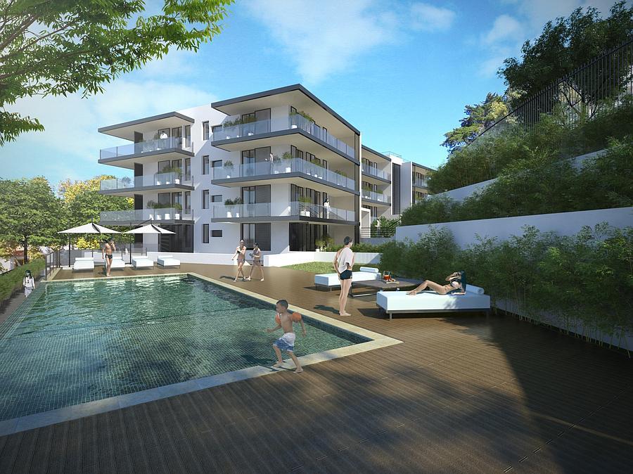 Monte Estoril Apartments