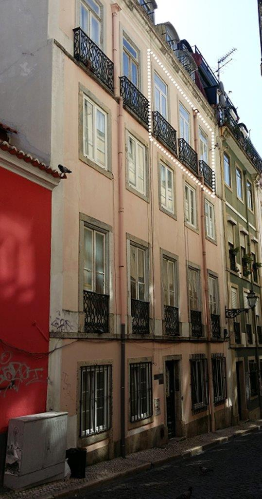 Appartement T2 Bairro Alto