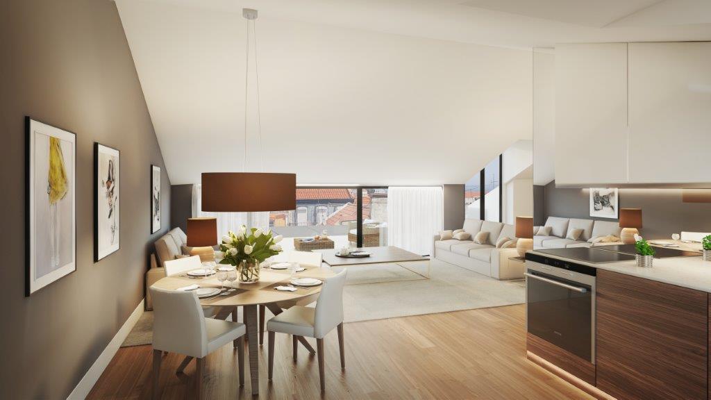 PF15735, Apartamento T1, Lisboa