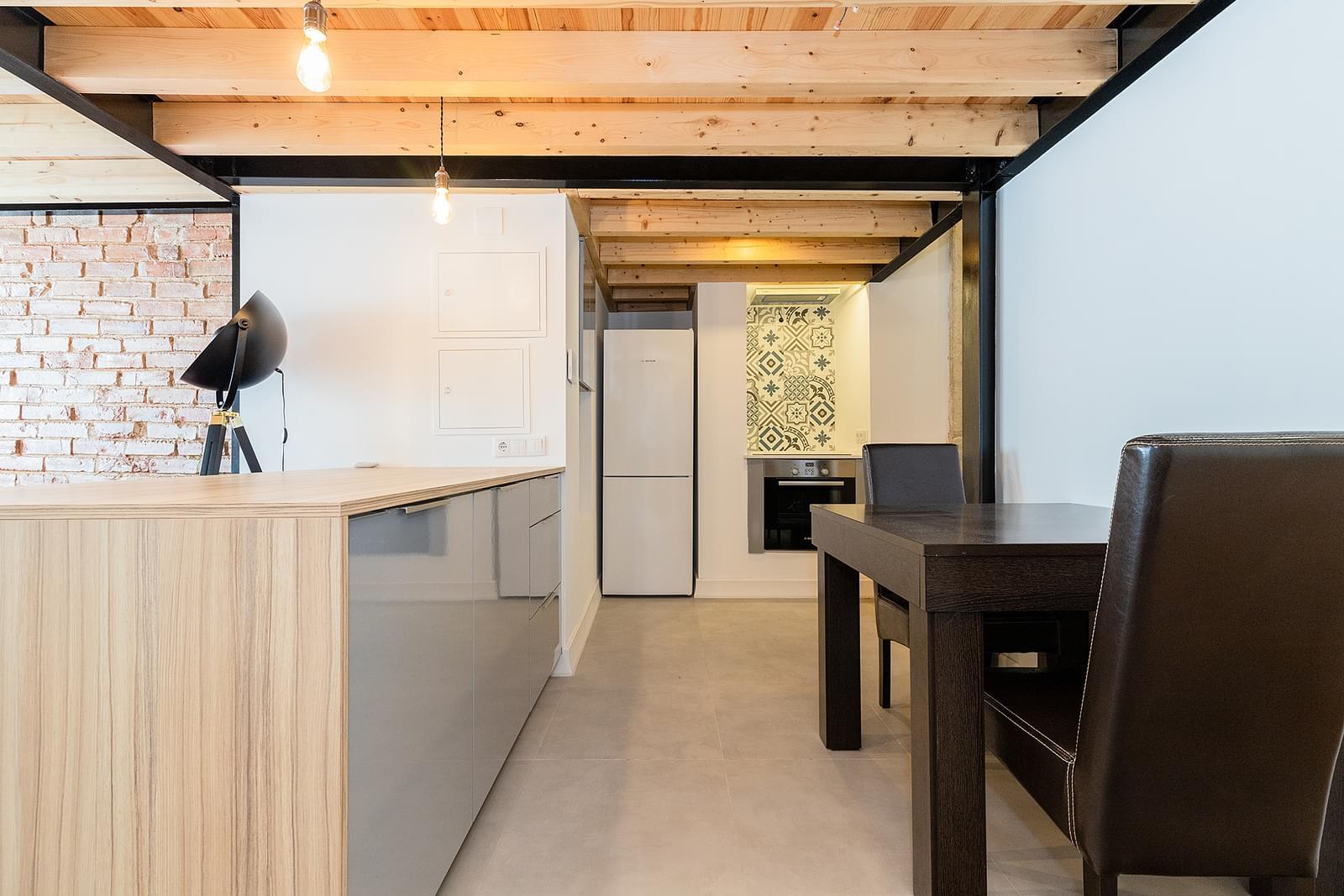 Apartamento T2 duplex remodelado