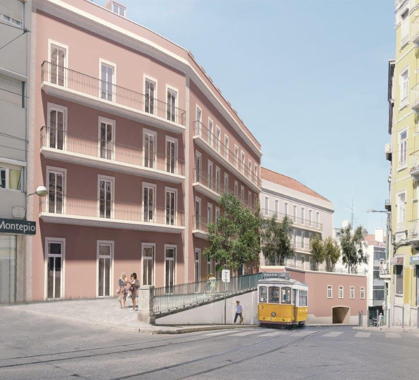 PF15807, Appartement T3, LISBOA