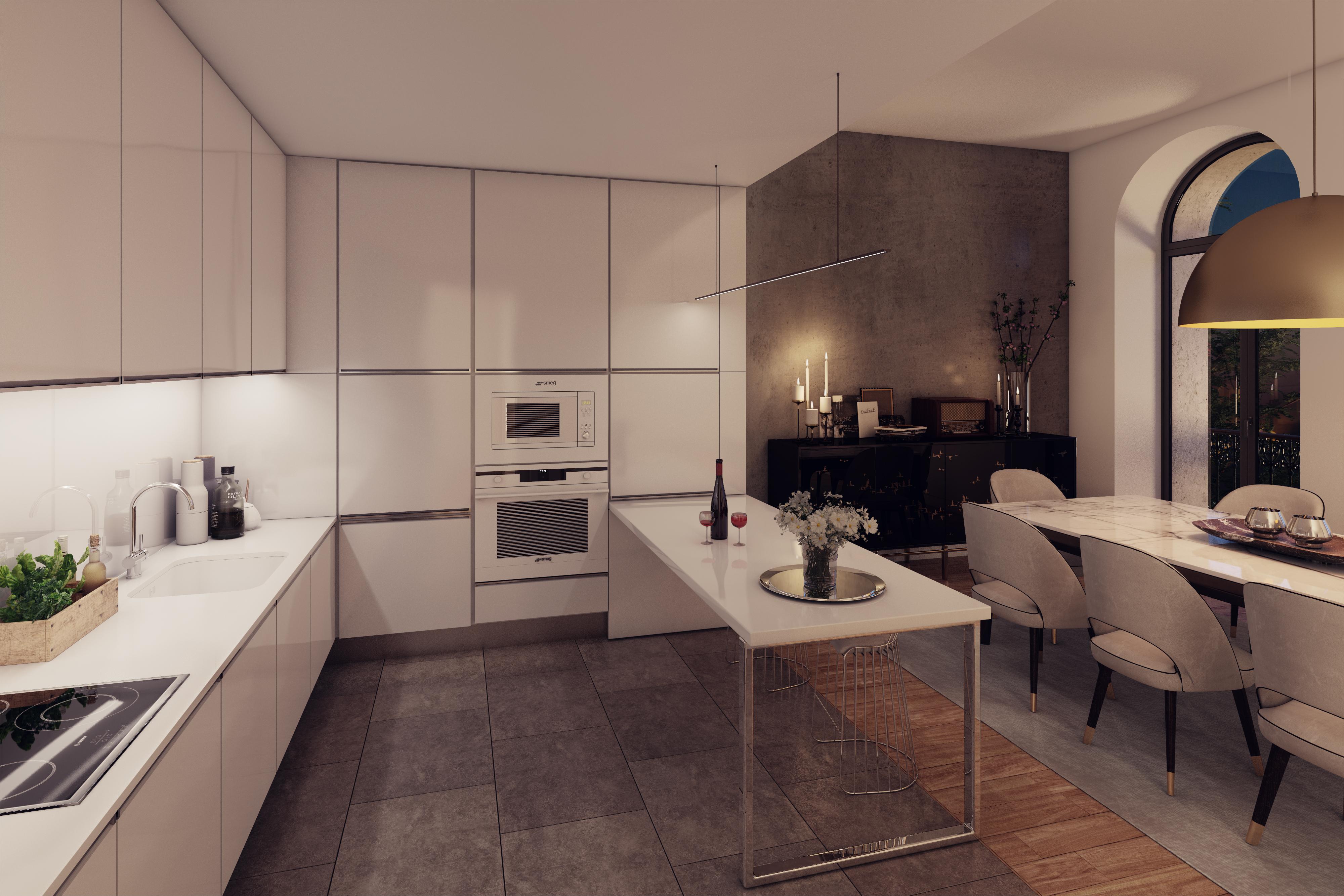 PF16070, Appartement T3, LISBOA