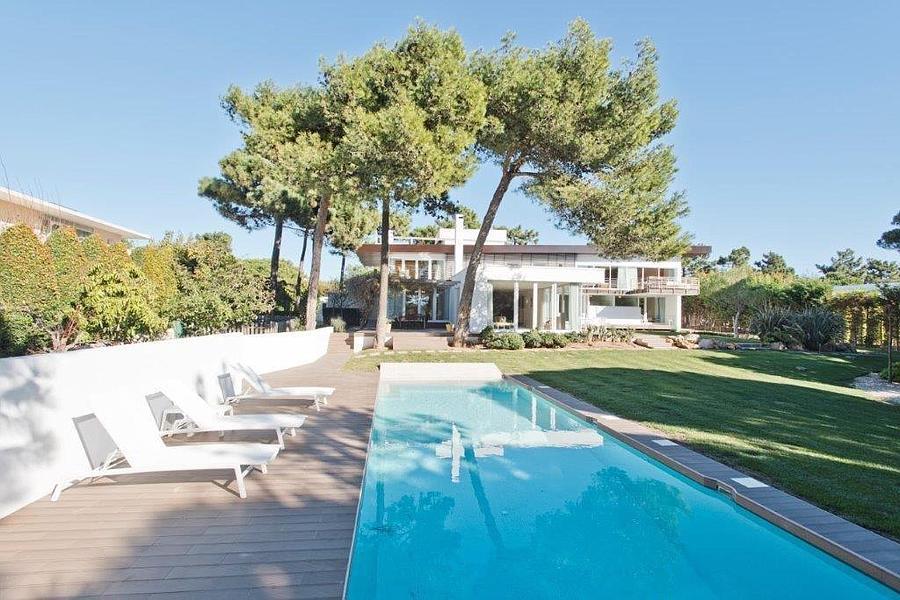 Maison normal T4+3 avec piscine