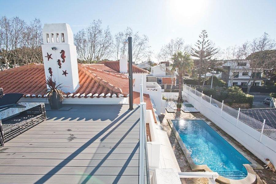 Moradia T4 com piscina