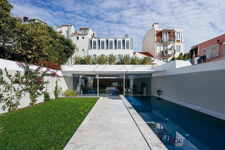 Villas / Townhouses for Sale at Fantastic villa in Principe Real with almost 650 s Lisboa, Portugal
