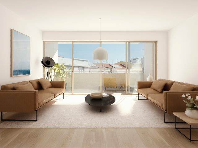 PF16377, Appartement T2, LISBOA