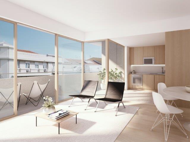 PF16380, Apartamento T2, Lisboa