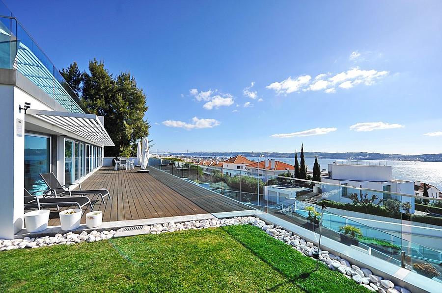 Wohnung für Verkauf beim Fantastic 5 bedroom apartment with 300 sqm of gros Oeiras, Portugal