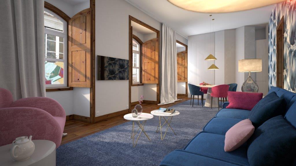 Appartement T2 Cais do Sodré