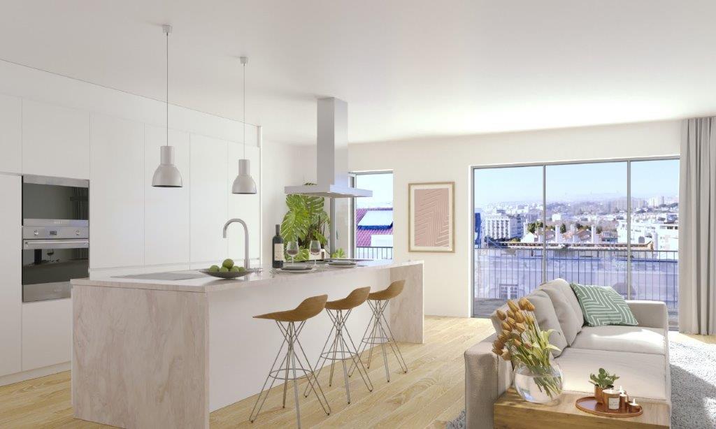 PF16774, Apartamento T2, Lisboa