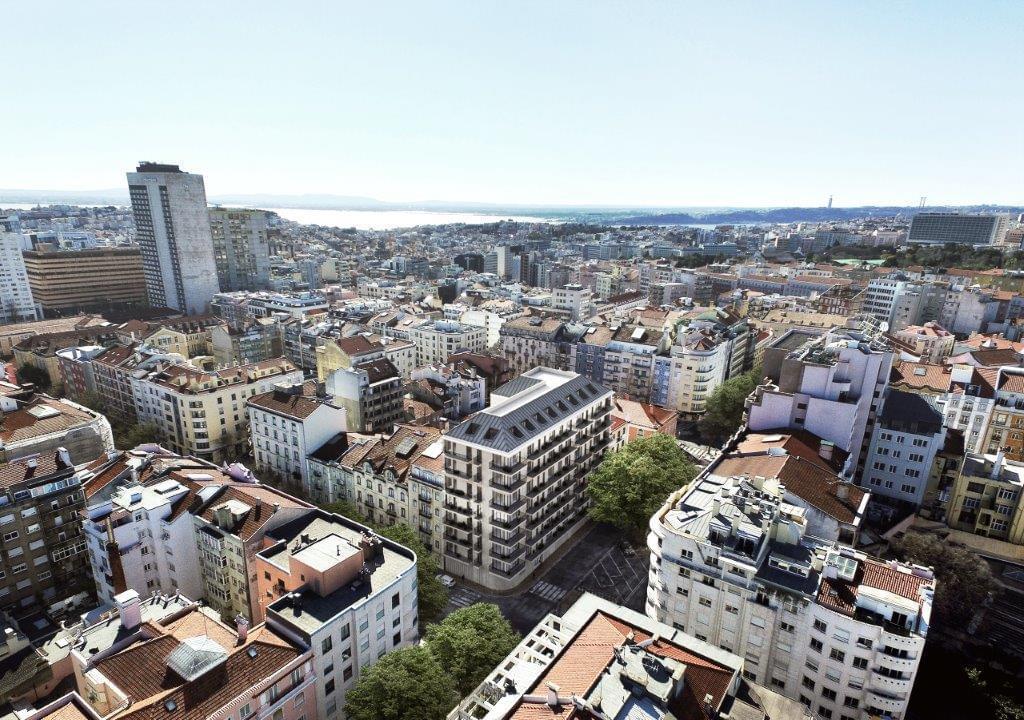 PF16776, Apartamento T2, Lisboa