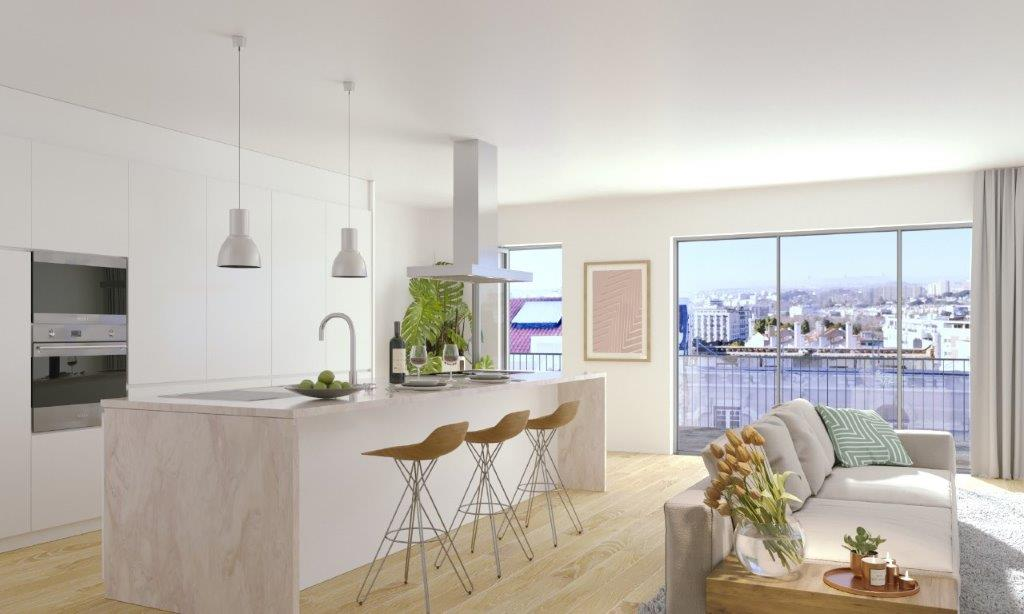 PF16780, Apartamento T2, Lisboa