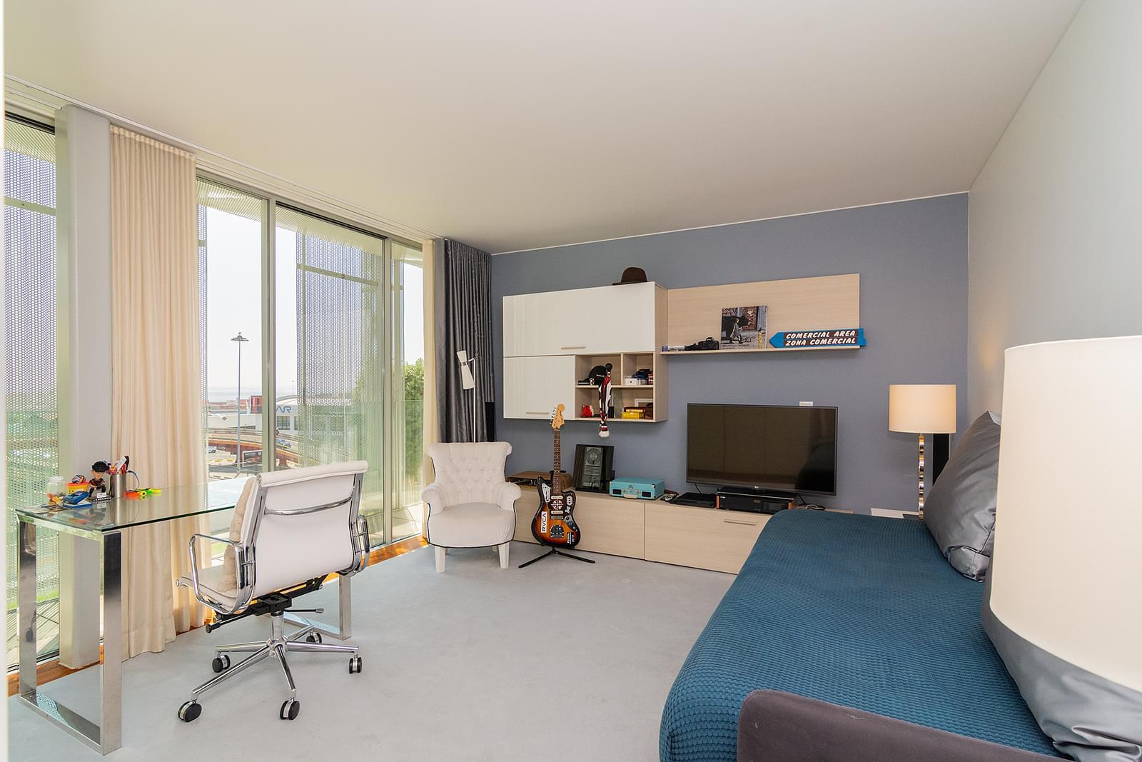 Appartement T4 avec parking