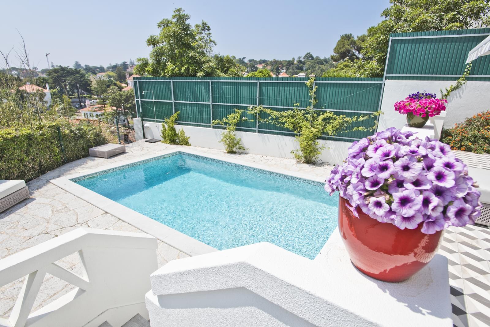 Moradia T4+3 com piscina