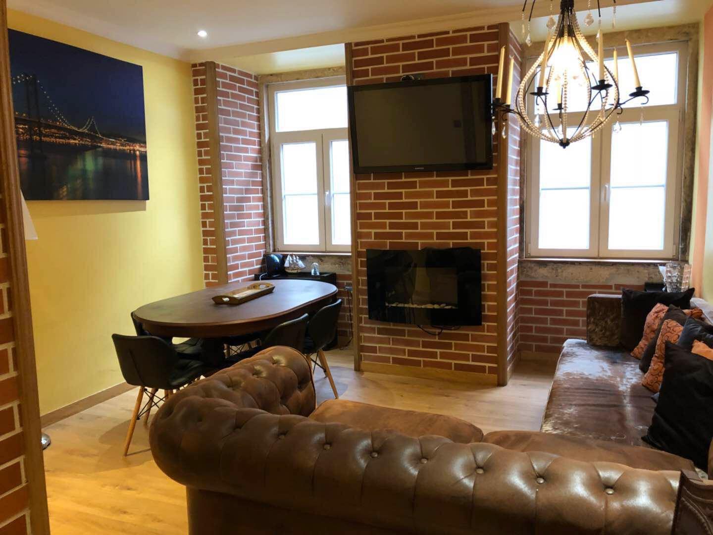 Apartamento T2+1 mobilado