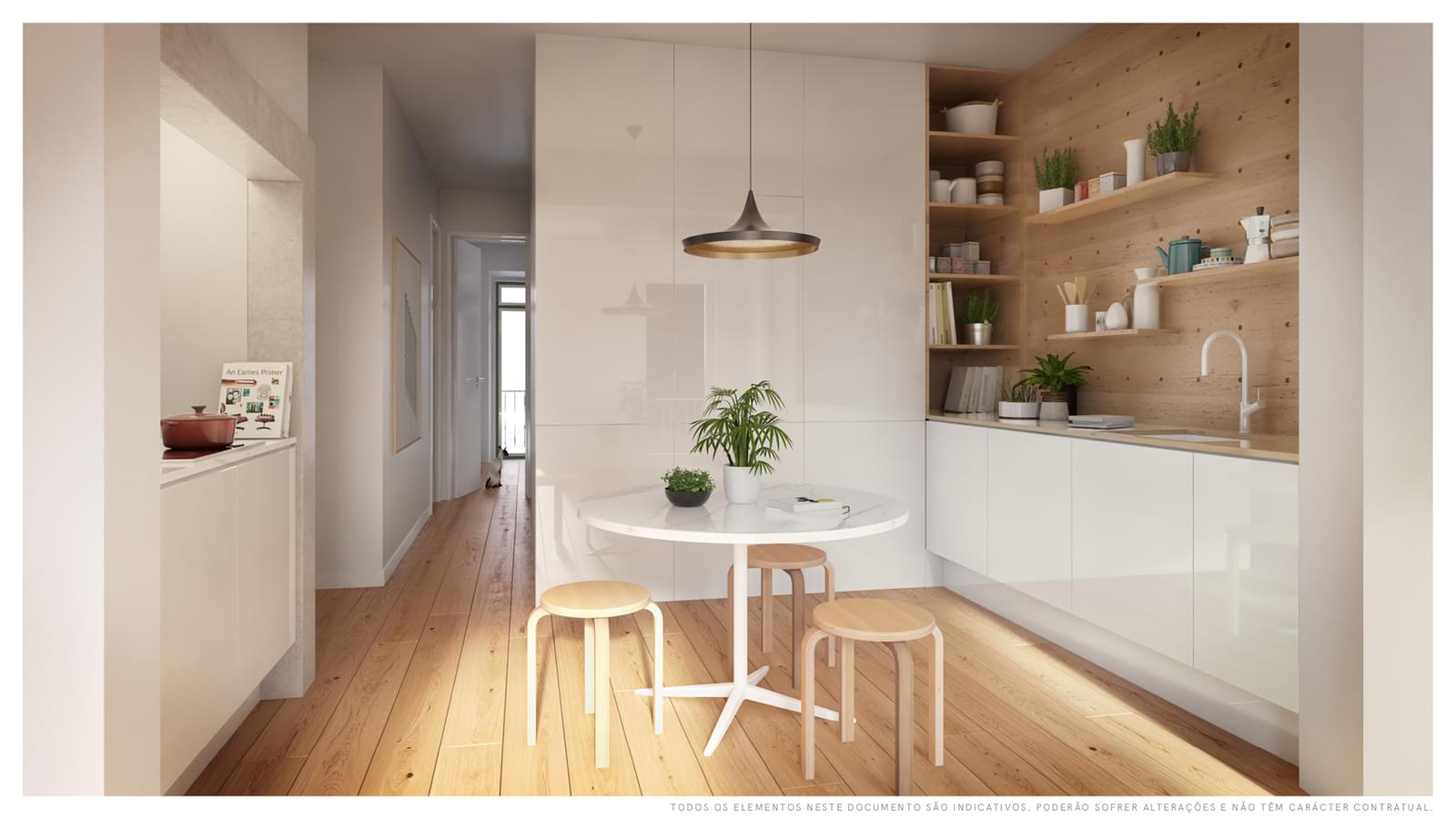 Apartamento T2+1 duplex Campolide