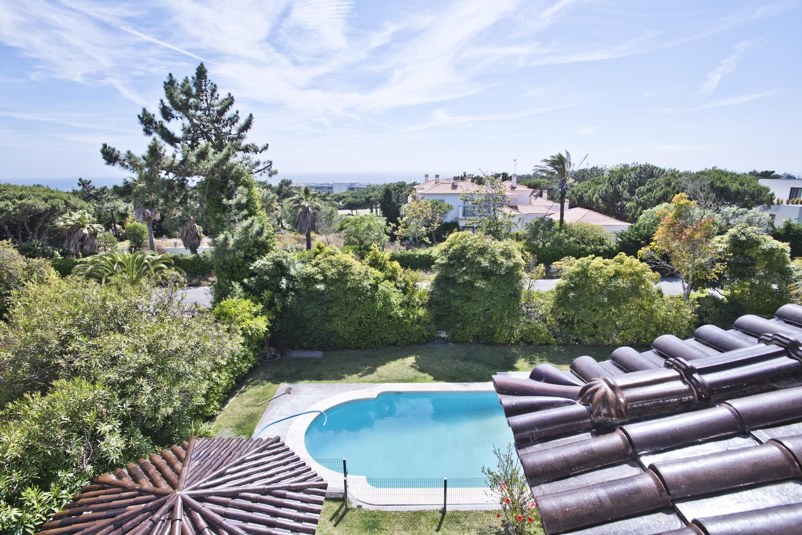 Moradia T6 com piscina