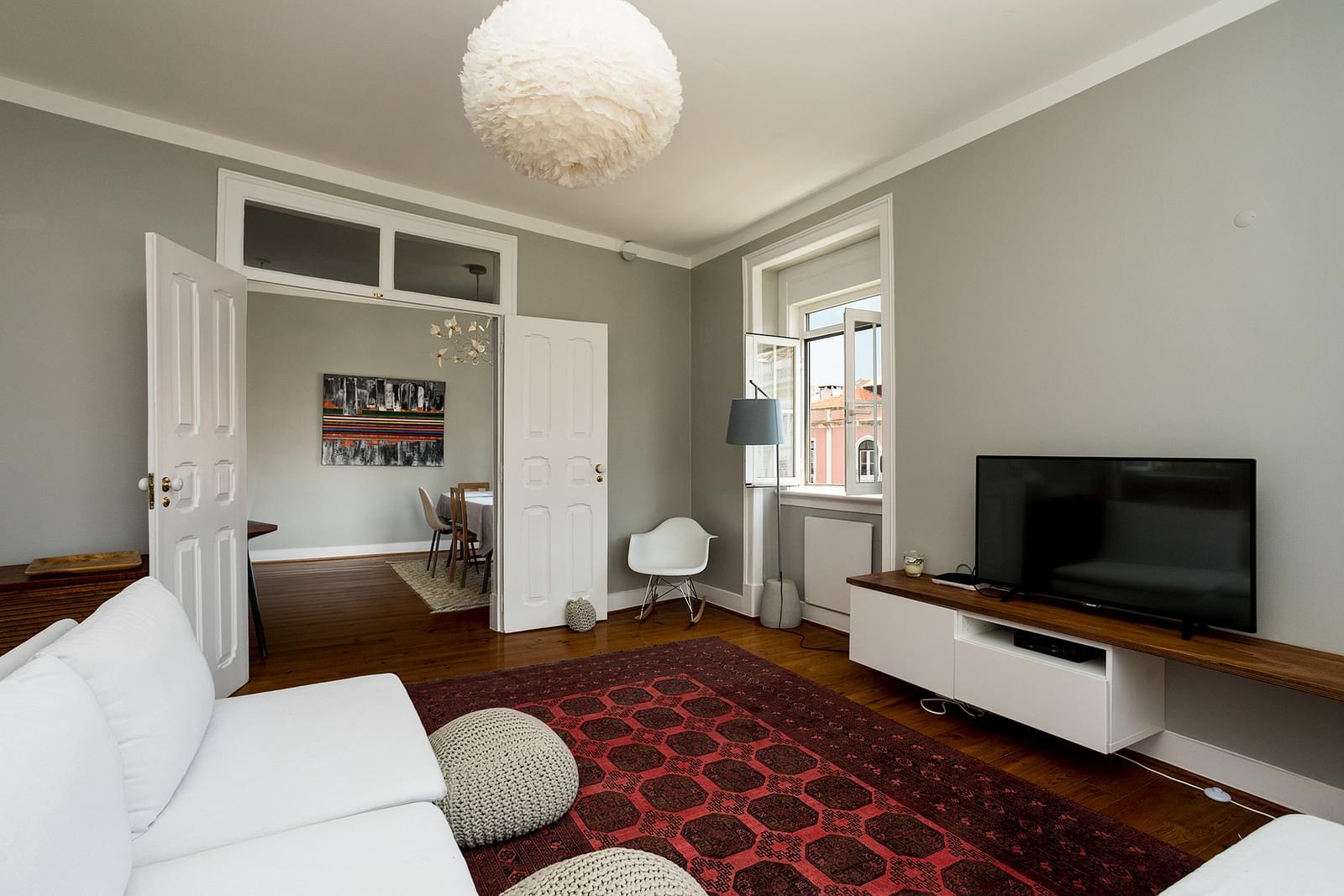 Appartement T2+1 rénové