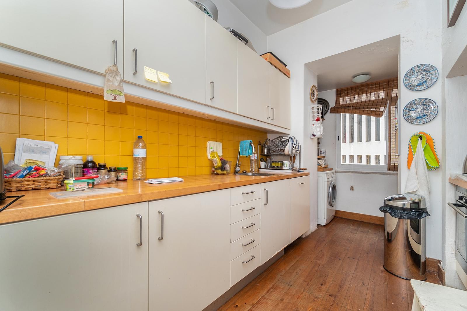 Apartamento T4 duplex para remodelar