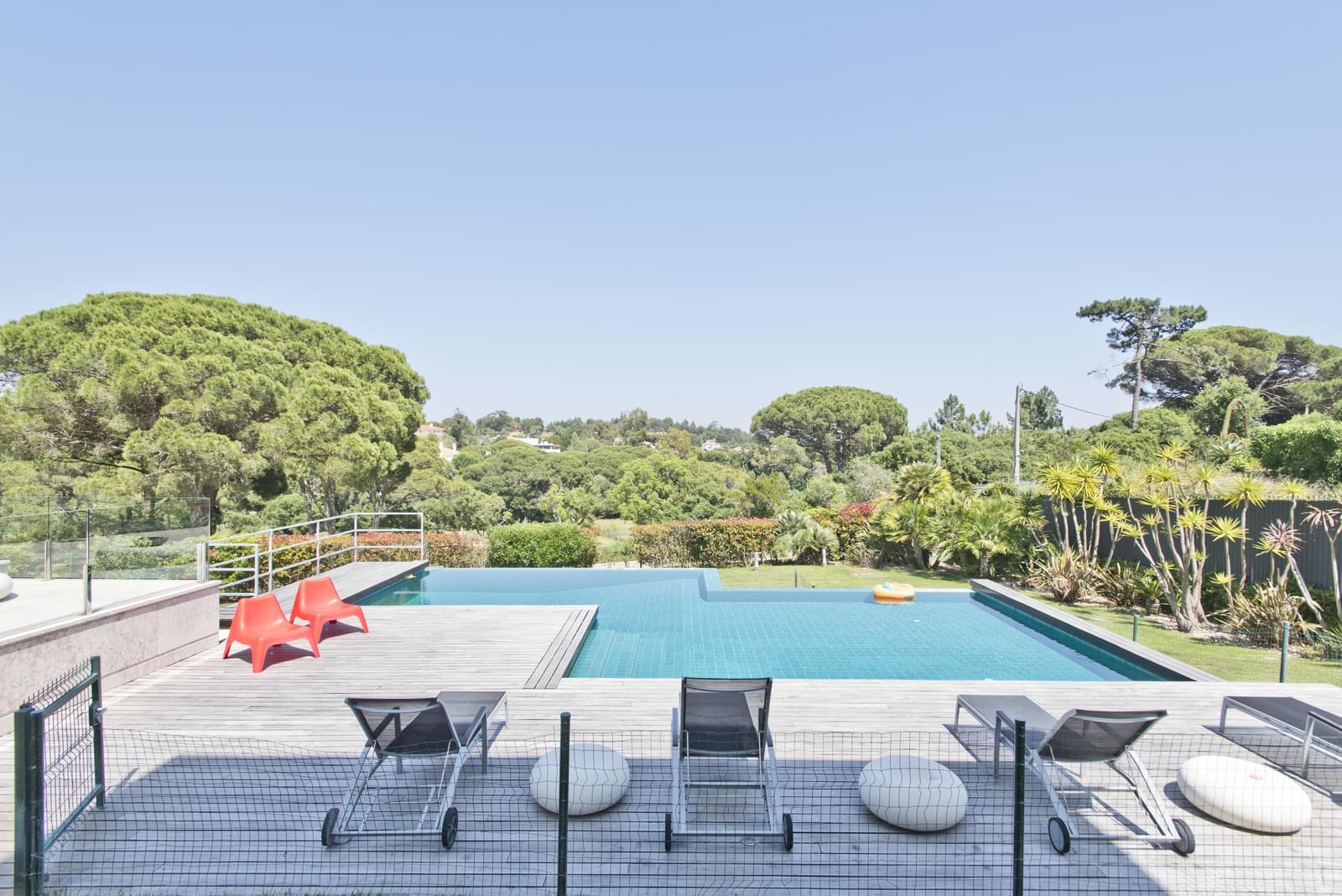 Maison normal T7+4 avec piscine