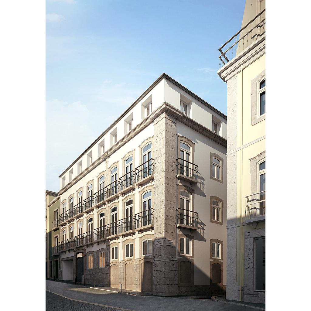 PF17529, Apartamento T1, Lisboa