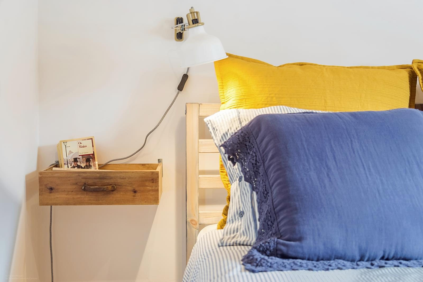 Apartamento T1+1 duplex mobilado