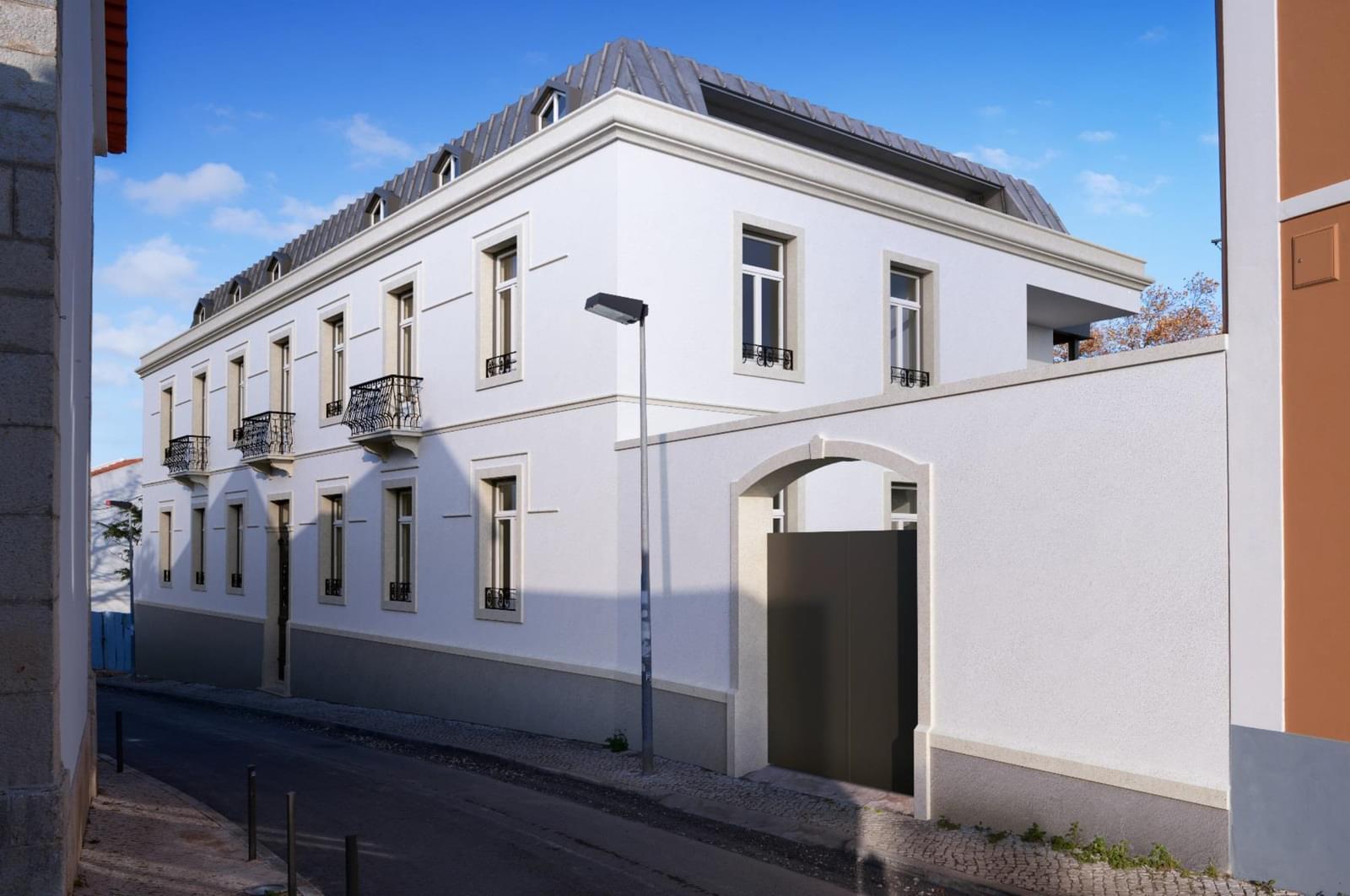 Prédio Centro Histórico de Oeiras
