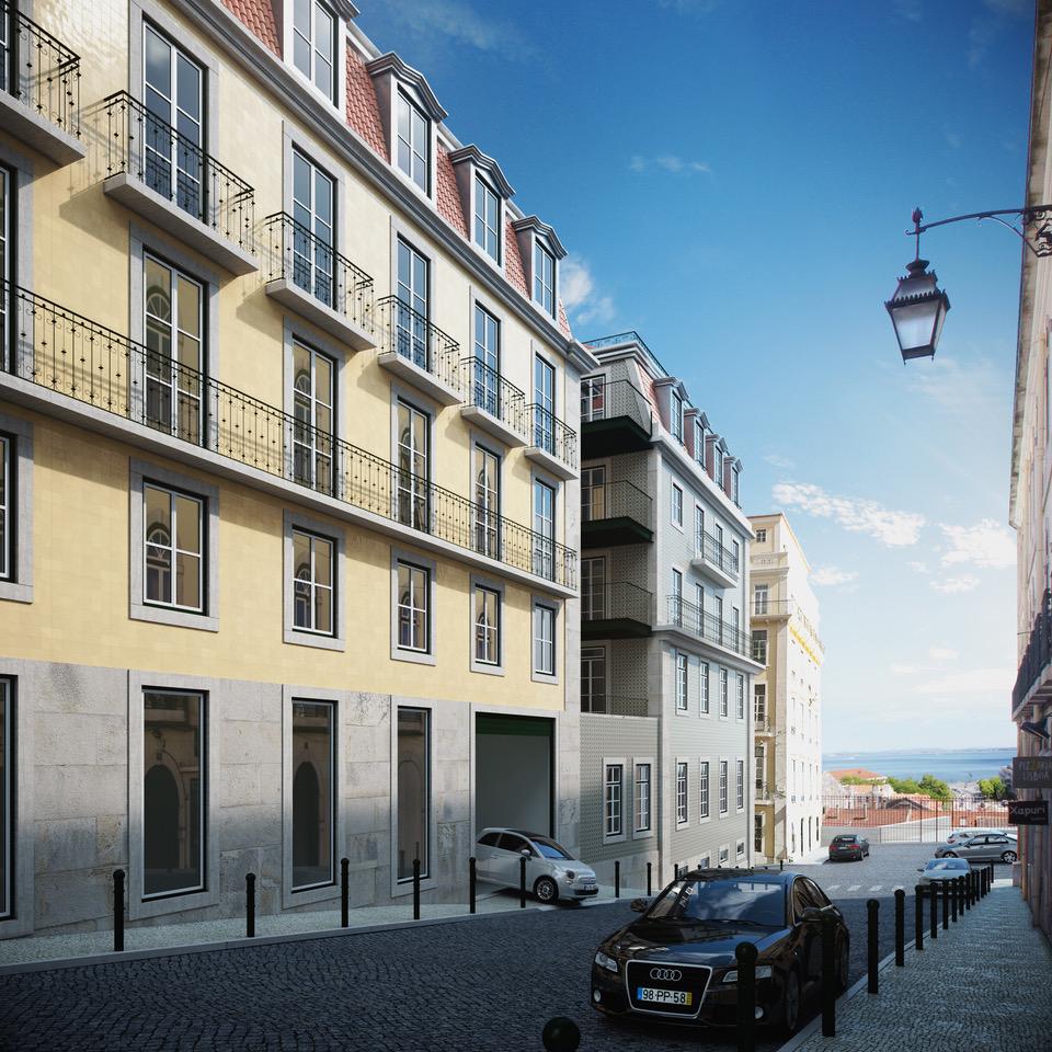 PF17837, Apartamento T1, Lisboa