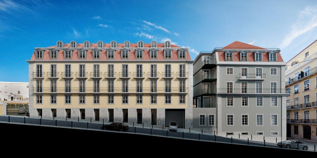 PF17840, Apartamento T1, Lisboa
