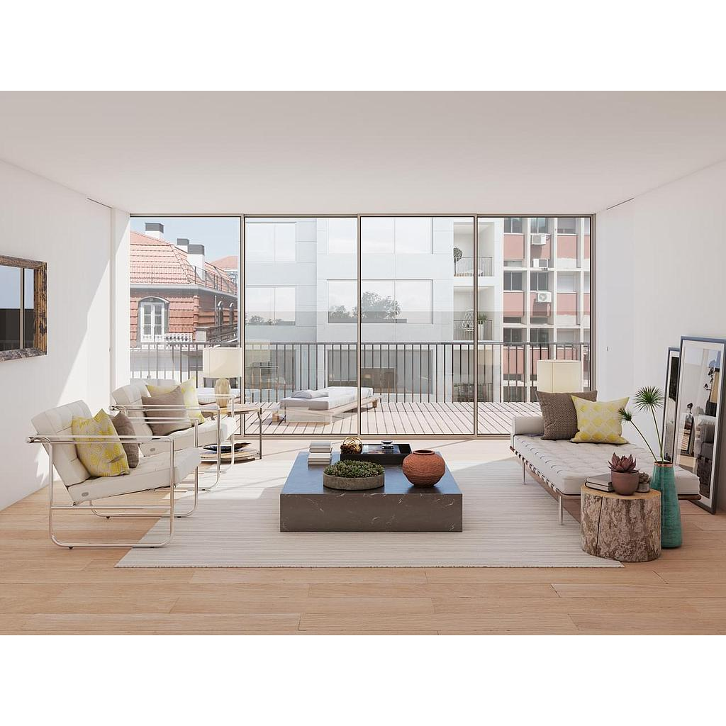 PF17877, Apartamento T2, Lisboa