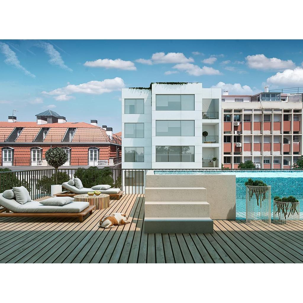 PF17883, Duplex T3, Lisboa