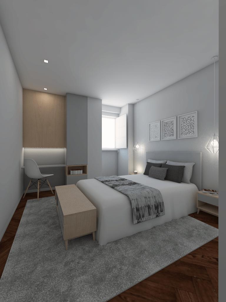 Apartamento T3 Benfica