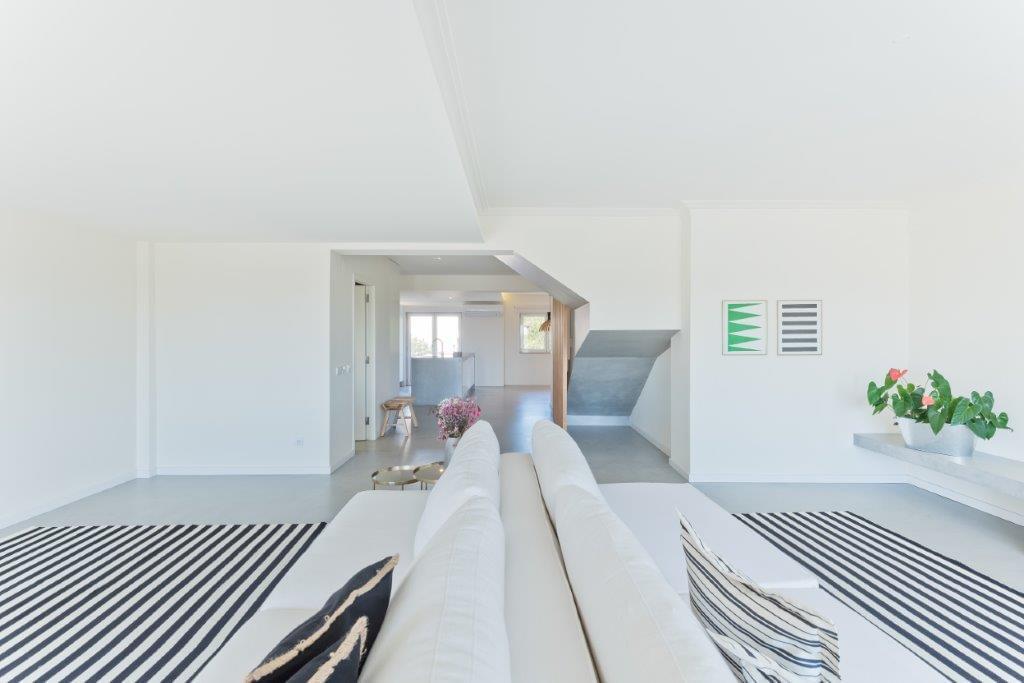 Apartamento T3 duplex com piscina