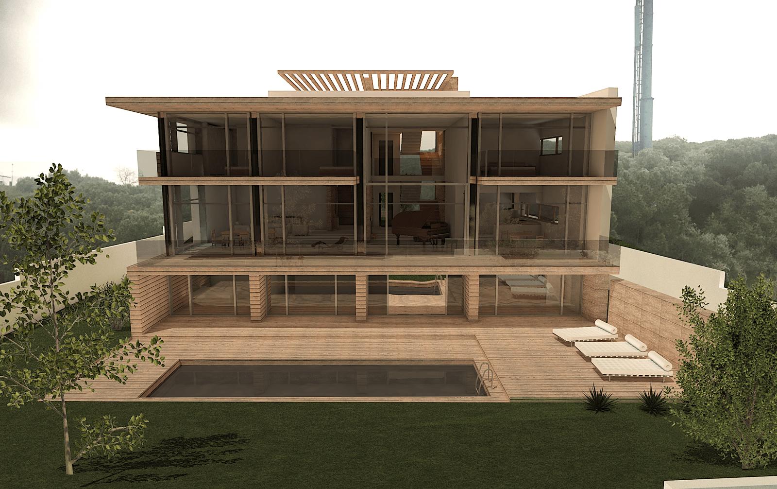 PF18043, Villa T5+3, LISBOA