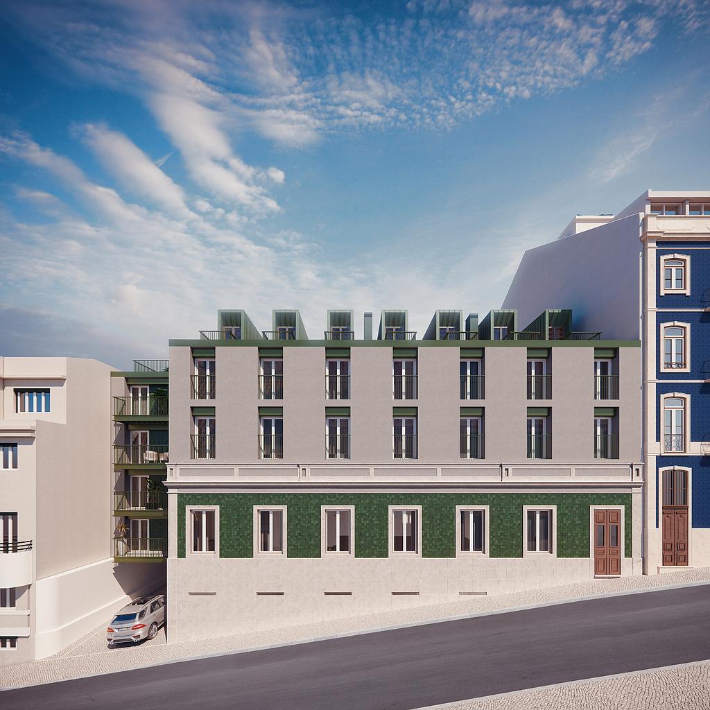 PF18075, Apartamento T2, Lisboa