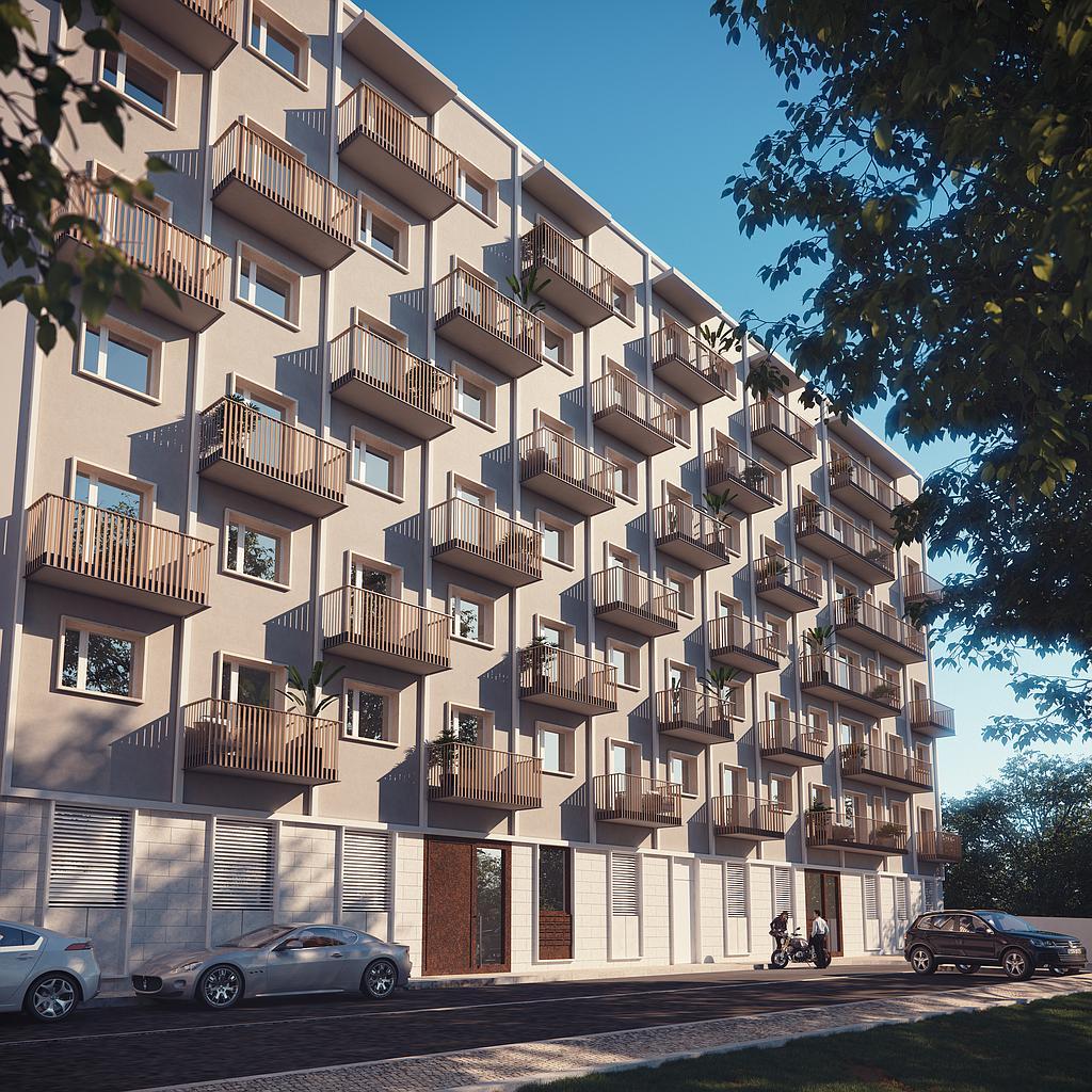 PF18116, Apartamento T3, Lisboa