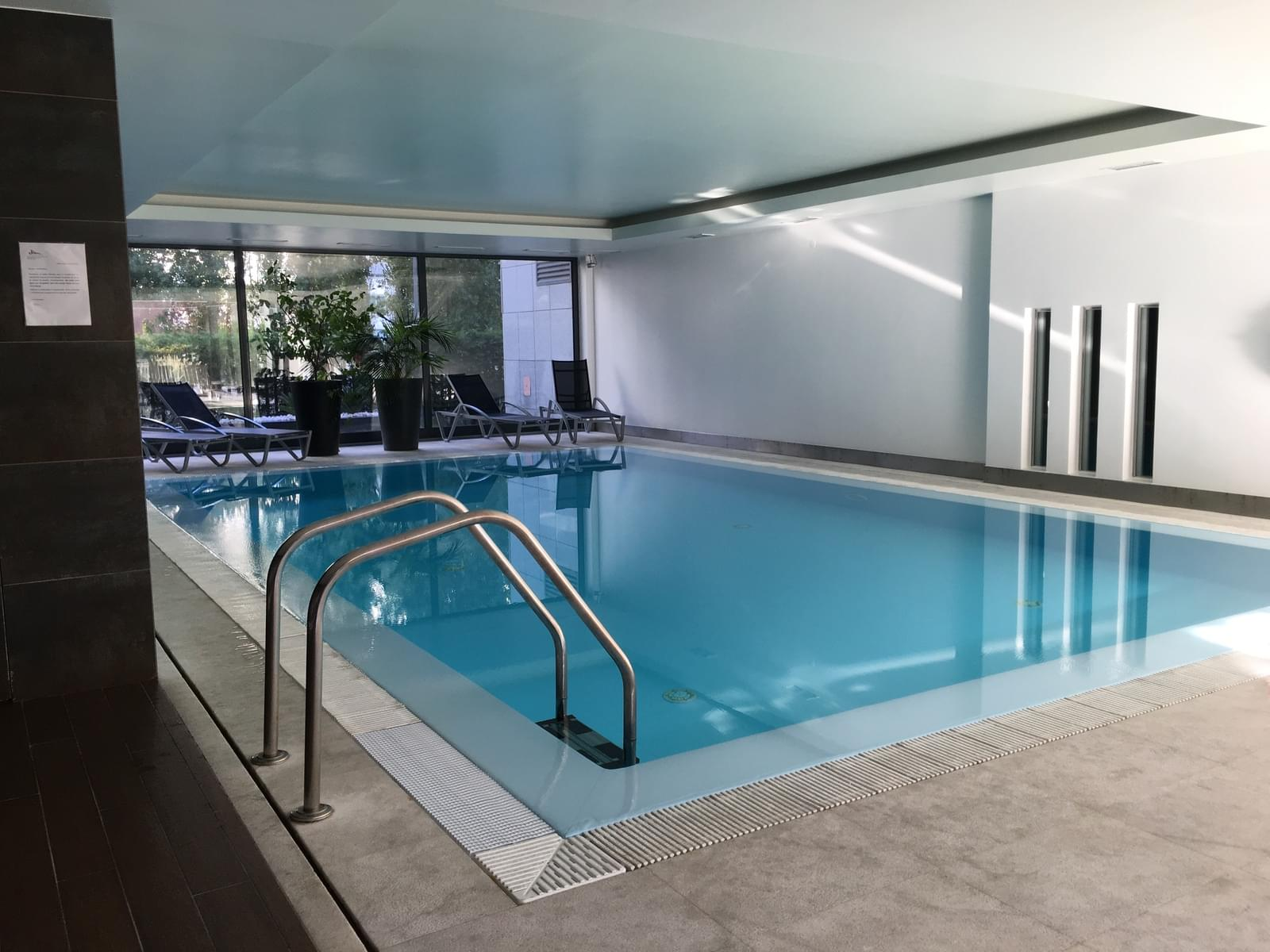 5 bedroom duplex with a swimming pool