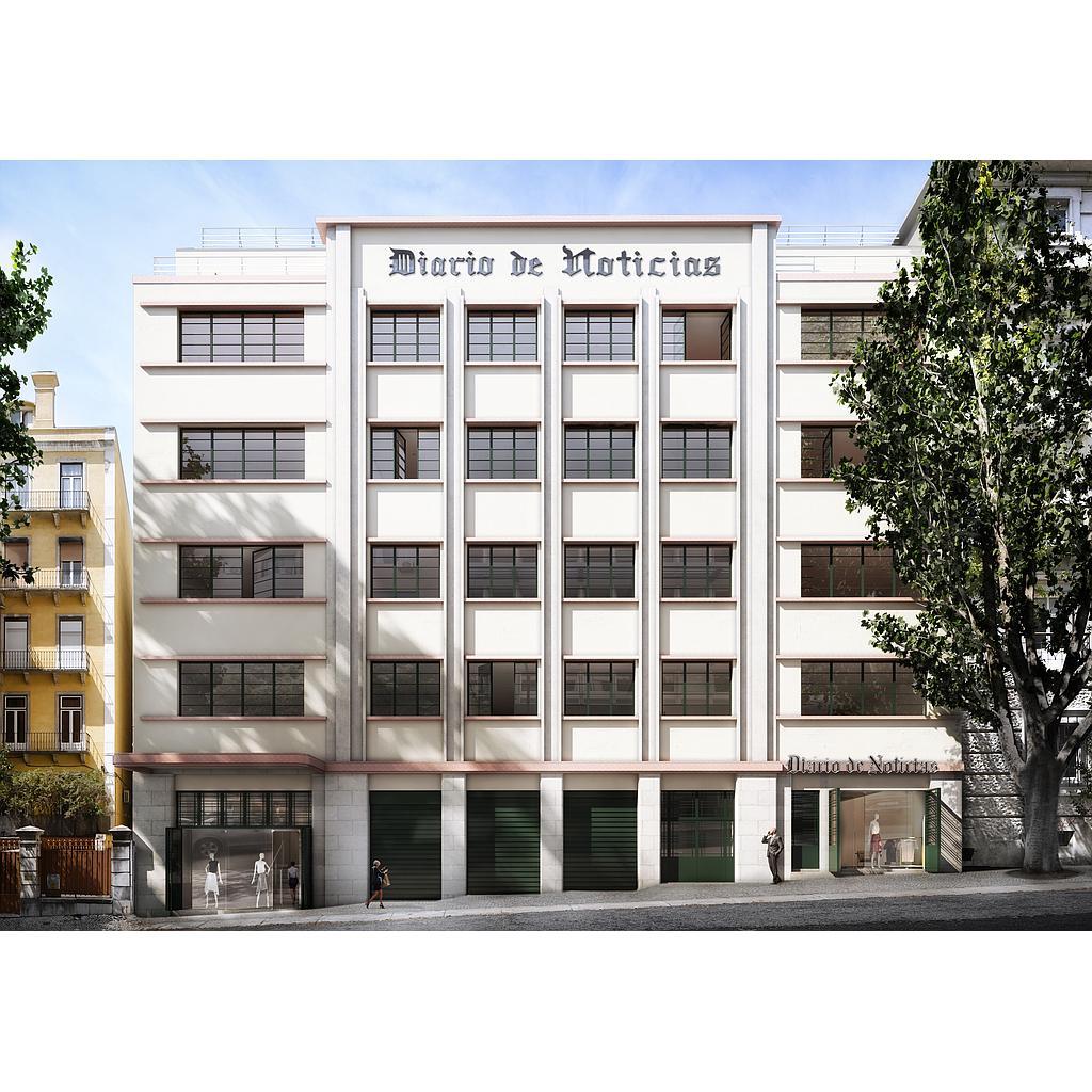 PF18473, Apartamento T1, Lisboa