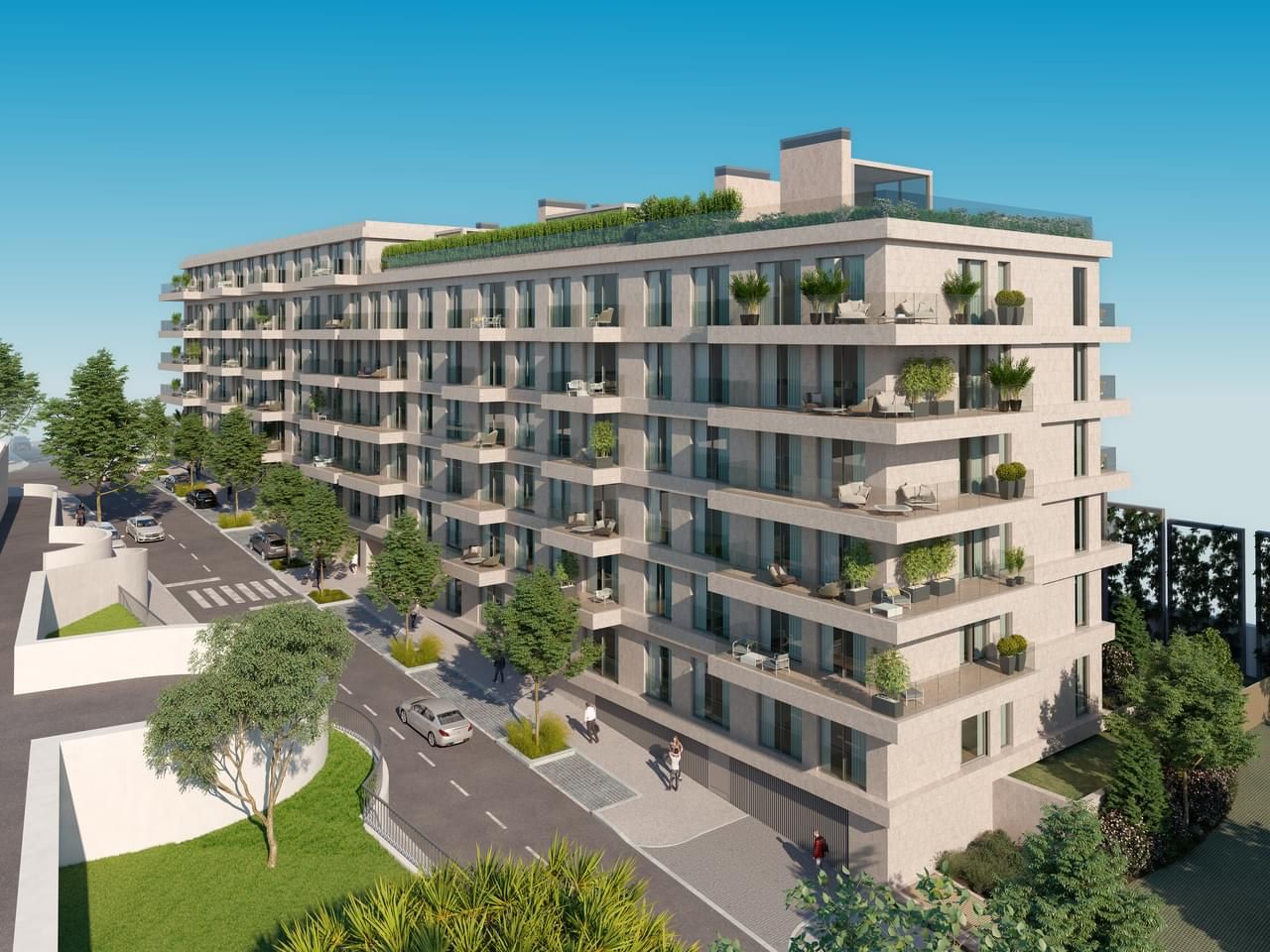 Appartement T2 avec parking