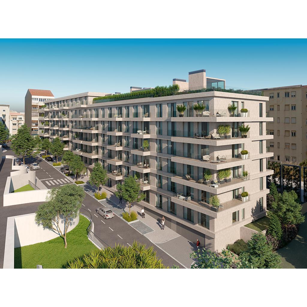 PF18610, Duplex T5, Lisboa