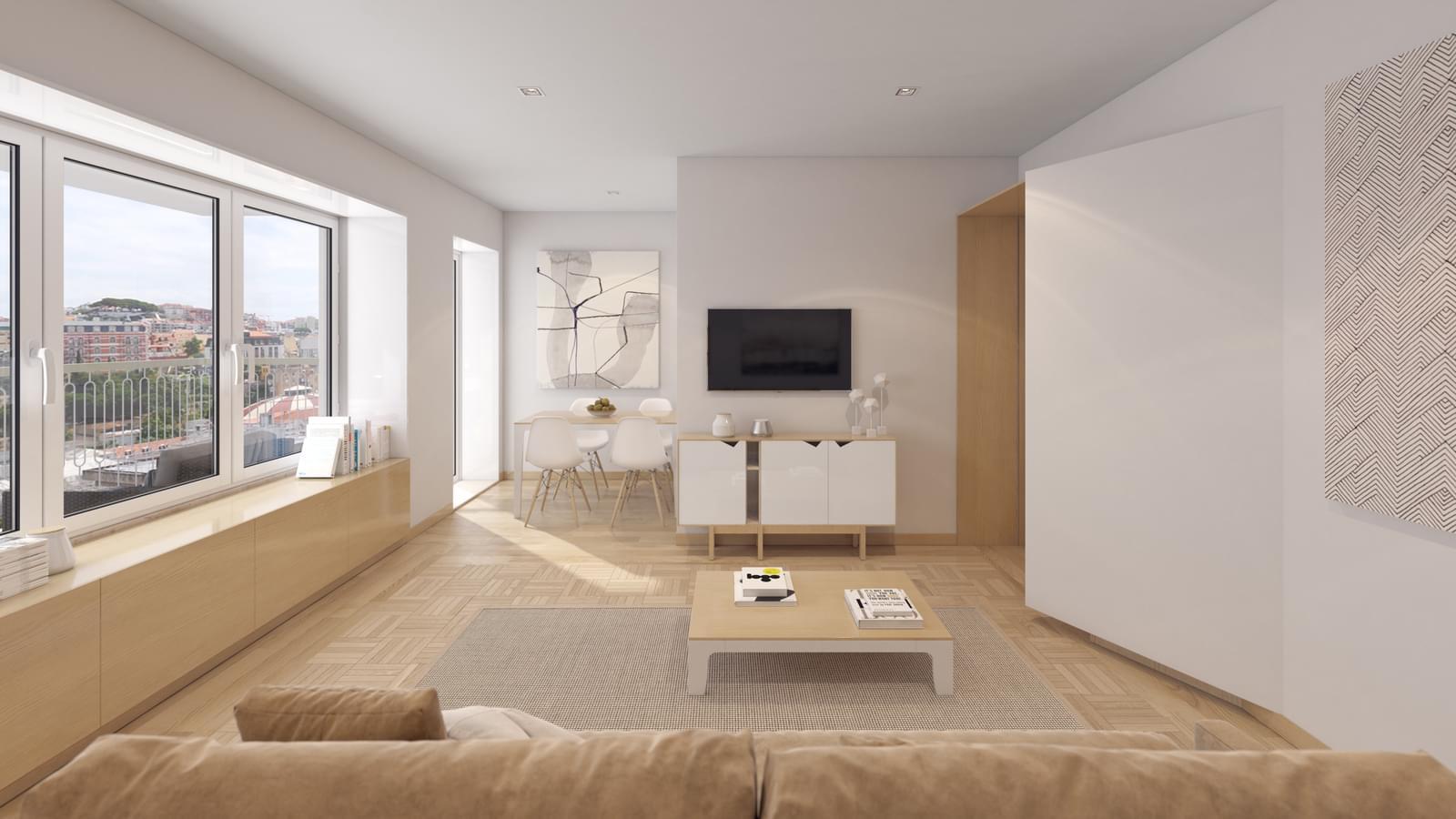 PF18644, Apartamento T1, Lisboa