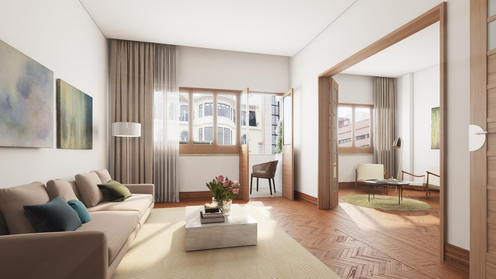 PF18665, Apartamento T3+2, LISBOA