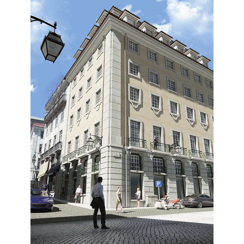 PF18675, Apartamento T1, Lisboa