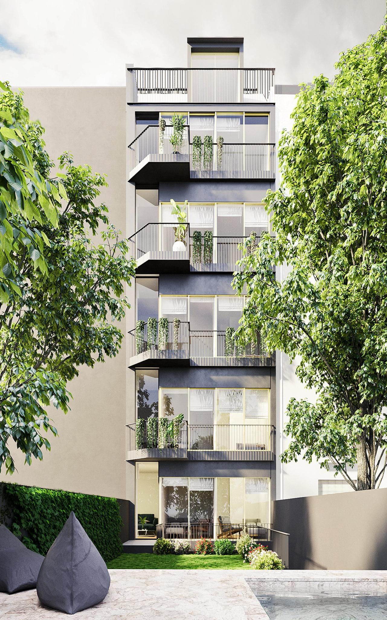 PF18771, Appartement T2, LISBOA
