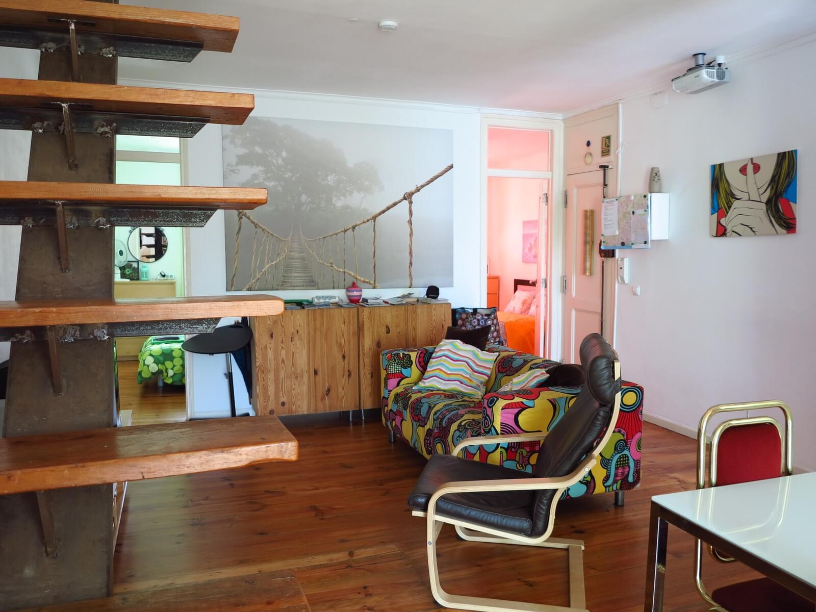 3 bedroom duplex with furniture