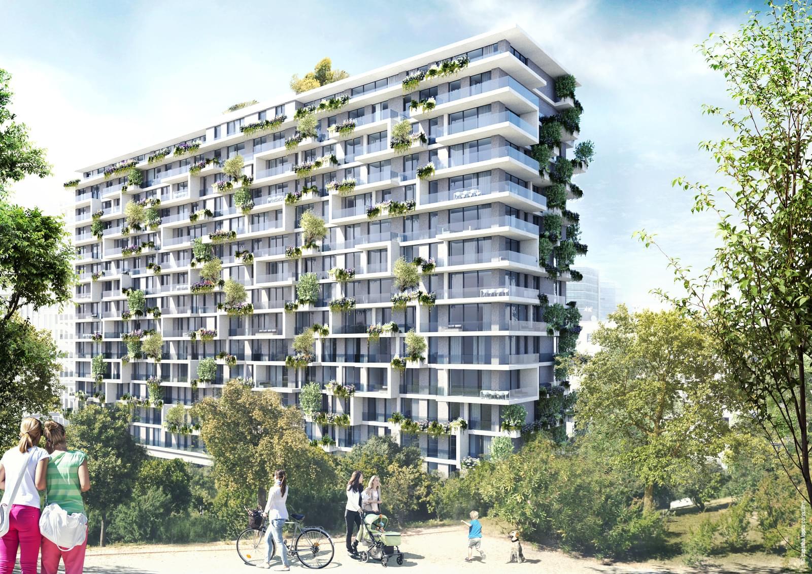 Apartamento T2 Parque das Nações