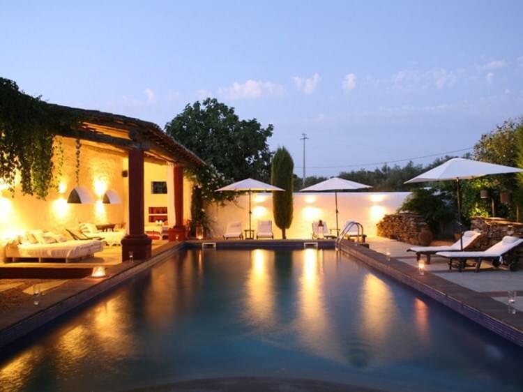 Quinta com piscina