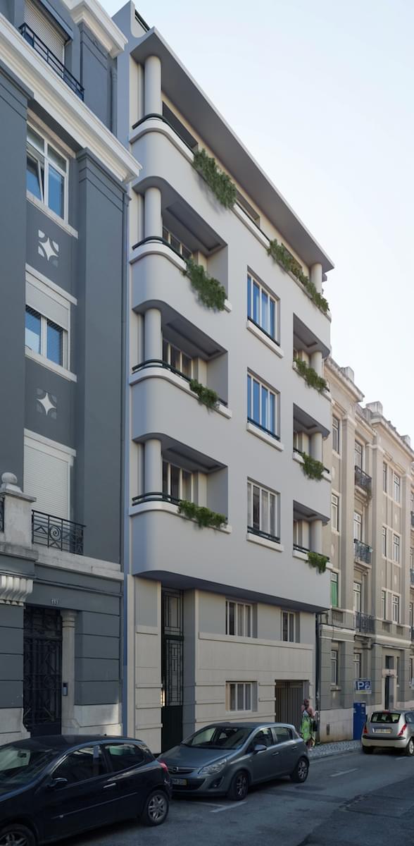 PF19060, Apartamento T4, Lisboa