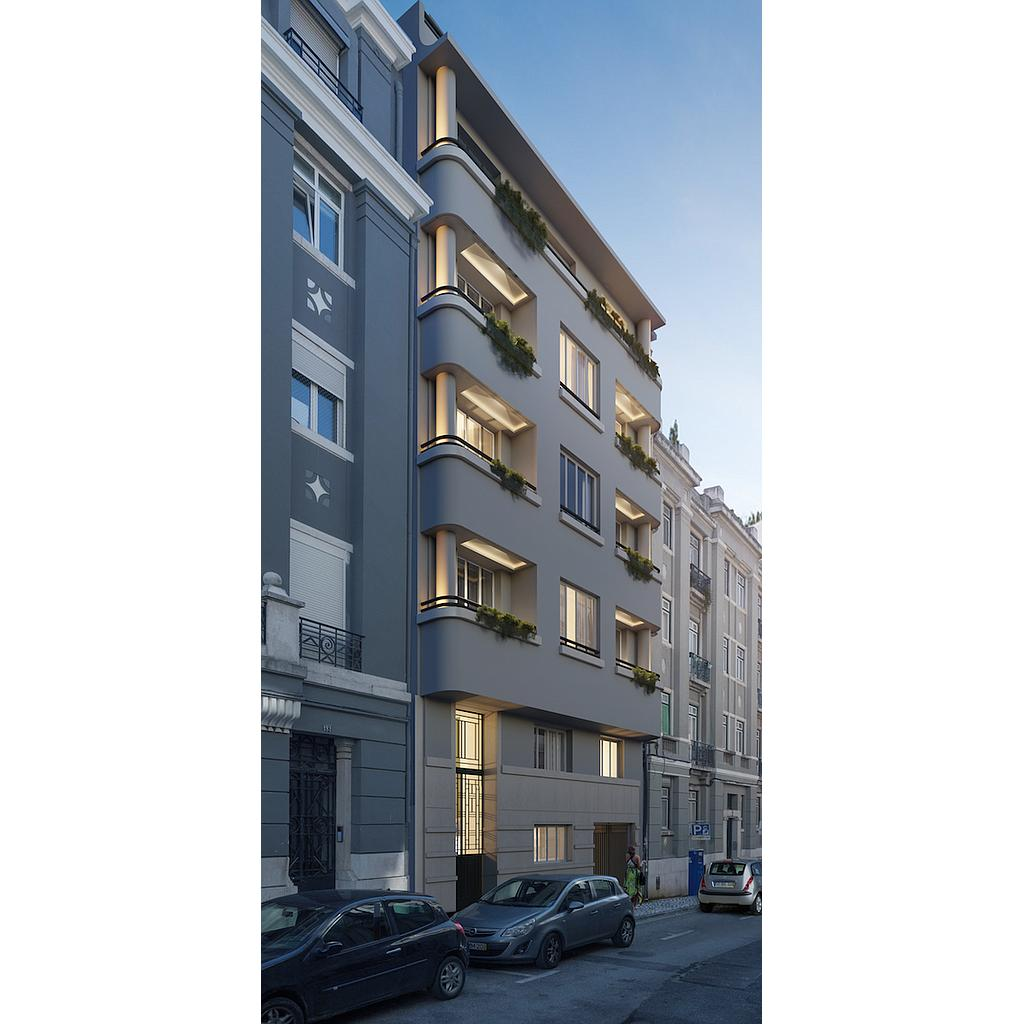PF19058, Apartamento T4, Lisboa