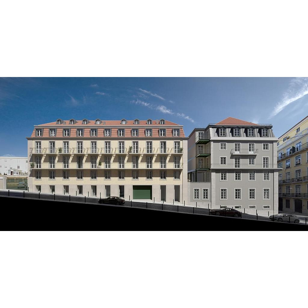 PF19078, Apartamento T1, Lisboa